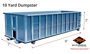 Dumpster Rental Orlando